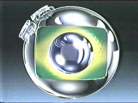Rede Globo Intervalo Comercial - Domingo Maior - Abril 1998 - Parte 01