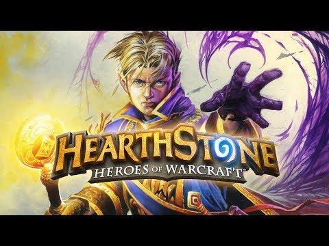 *Ultra* Troll Deck - Spell Quest - Hearthstone Ranked Gameplay! Enjoy!!!
