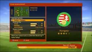Road To The 2010 FIFA World Cup EP 1 The Start & 2 Game