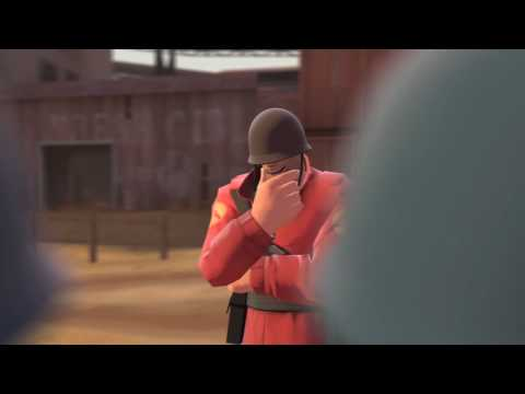 Team Fortress 2 - Vojak