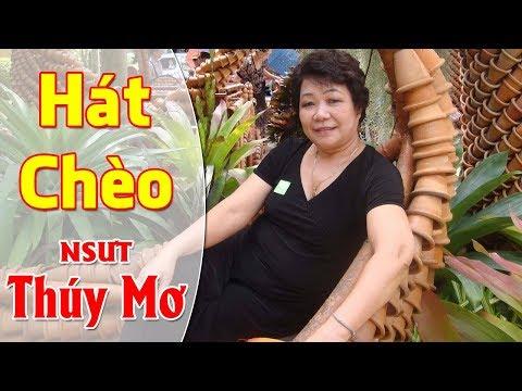 NSƯT Thúy Mơ Mẹ Của NSƯT Minh Phương Hát Chèo Hay Nhất 2017 | Hát Chèo Thúy Mơ 2017