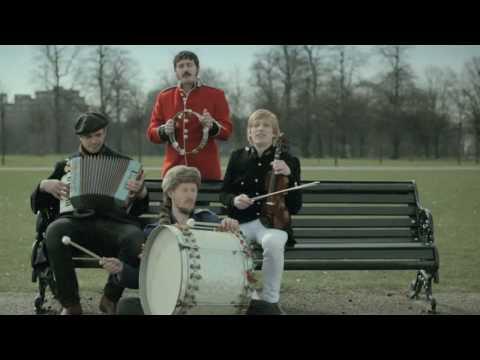 Kula Shaker ' Peter Pan R.I.P'  /  Music video