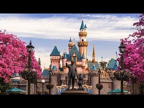Disneylandia - Magazine cover