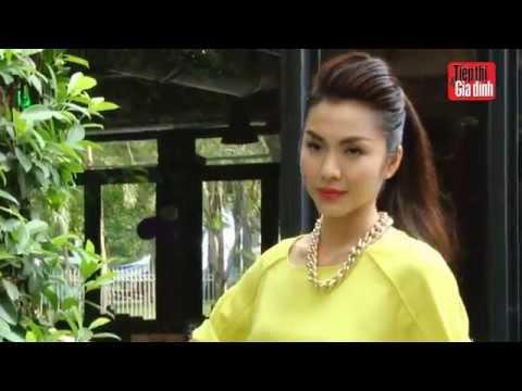 Tăng Thanh Hà chia sẻ bí quyết giữ gìn hạnh phúc gia đình_TT&GĐ 14/2014