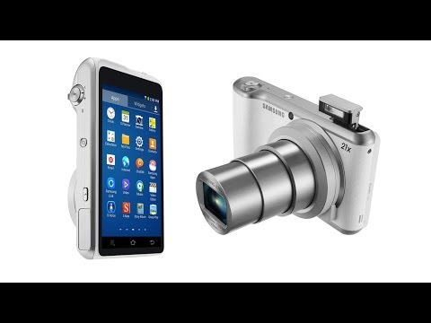 news: Samsung Brings Android to Photographers With the Galaxy Camera 2