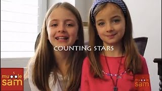 OneRepublic Counting Stars 8 And 10 Year Old Sophia