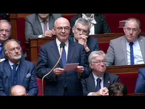 M. Marc Le Fur - Droit de pêche lié au Brexit