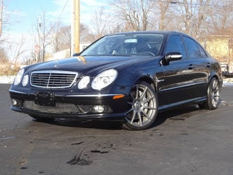2003 mercedes benz e55 amg for sale 500hp fast youtube for Mercedes benz e55 for sale