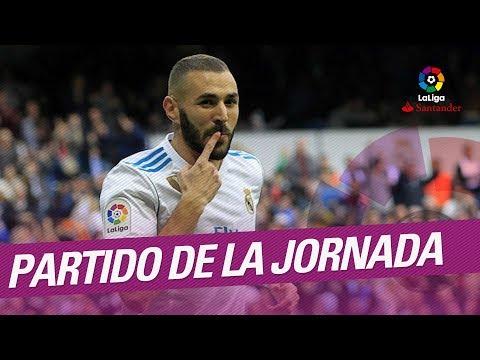 Partido de la Jornada: Athletic Club vs Real Madrid