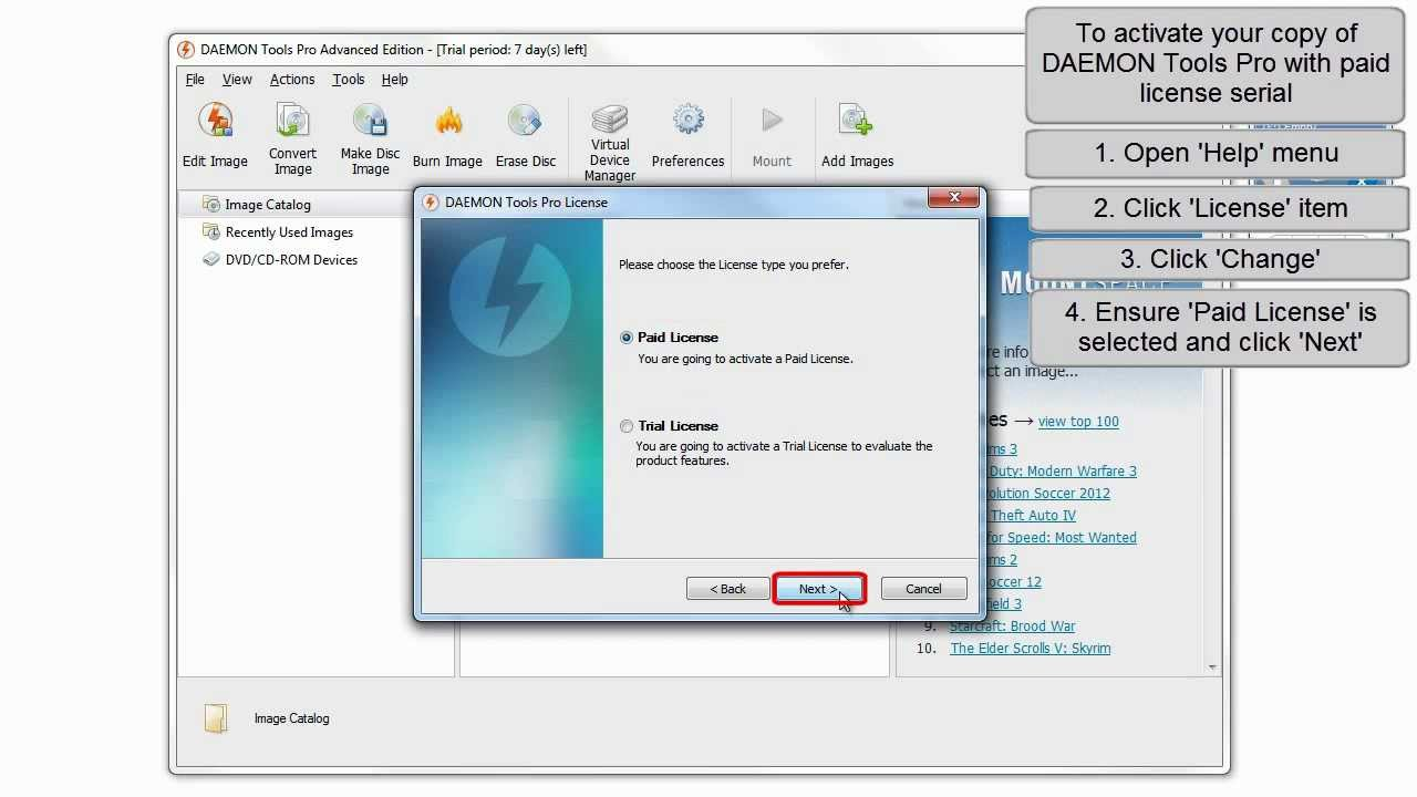 Daemon tools lite mac serial box - Daemon tools lite free download for windows 7 ...