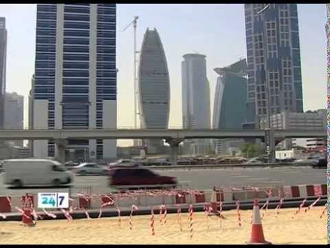 ALERT: How SZR will be torn up for Dubai Canal works (starting Oct 2014)
