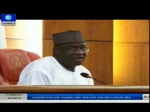 The Gavel: Senate Rejects Allegation Of Missing Fuel Subsidy Funds Prt 1