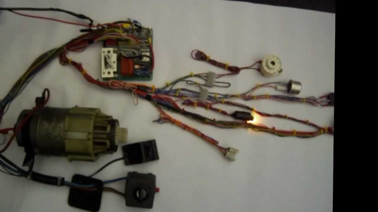 Sinclair C5 Wiring Diagram