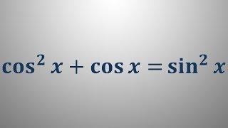 Trigonometrične enačbe 19
