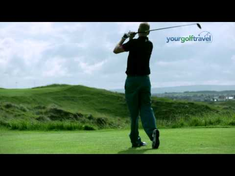 Darren Clarke course review of Royal Portrush in Northern Ireland