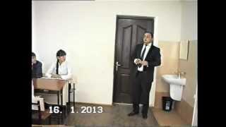 Goygol Rayonu 1sayli Orta Mektebi Aciq Ders Elnur Haciyev
