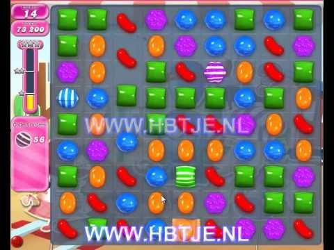 Candy Crush Saga level 452