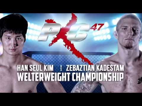 PXC 47 | Co-Main Event | Kadestam vs Kim
