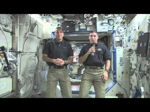 Thanksgiving Message From Station's Expedition 38 Crew