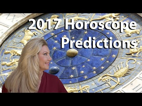 2017 Horoscope Predictions -  All 12 Vedic Astrological Signs