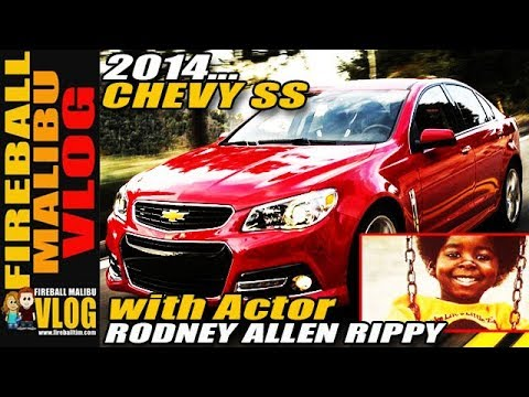 FIREBALL TIM 5Minute Drive with Actor RODNEY ALLEN RIPPY & the 2014 Ch