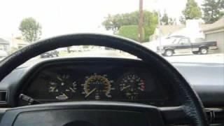 1984 Mercedes-Benz 500 SEL Test Drive (W126)