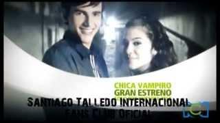 Santiago Talledo Es Max En Chica Vampiro