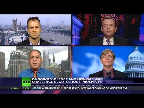 CrossTalk: Ukrainian Truce?