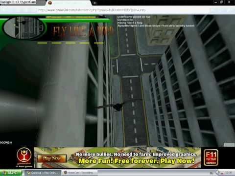 Fly Like A Bird 3 on Gamevial HD