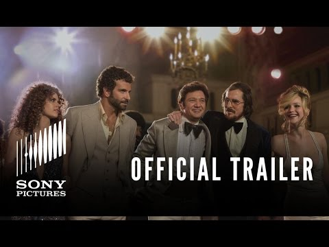 American Hustle - Official Trailer - In Theaters this December