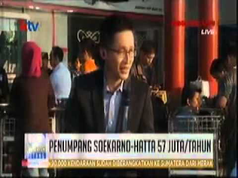 Capt Shadrach Nababan di Kompas TV (Arus Mudik 2013)