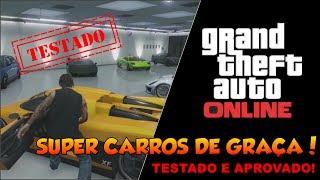 (PS3)GTA V ONLINE GLITCH DICAS SUPER CARROS DE GRAÇA