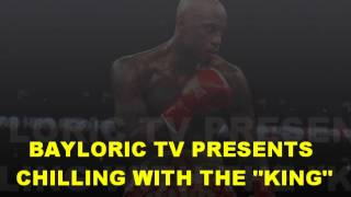 "MALIK ""KING"" SCOTT TALKS ABOUT UPCOMING DEONTAY WILDER FIGHT!!!"