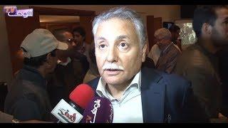 نبيل بن عبد الله لشوف تيفي: حضوري في تأبين الراحل كريم غلاب واجب يرتبط بقوة المسار |