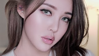 Ash Glow Makeup (With subs) 애쉬 글로우 메이크업