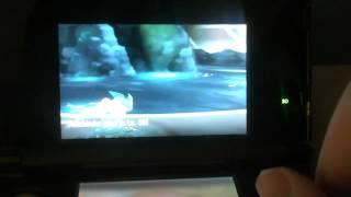 Pokemon X & Y Fletchinder Evolving Into Talonflame!