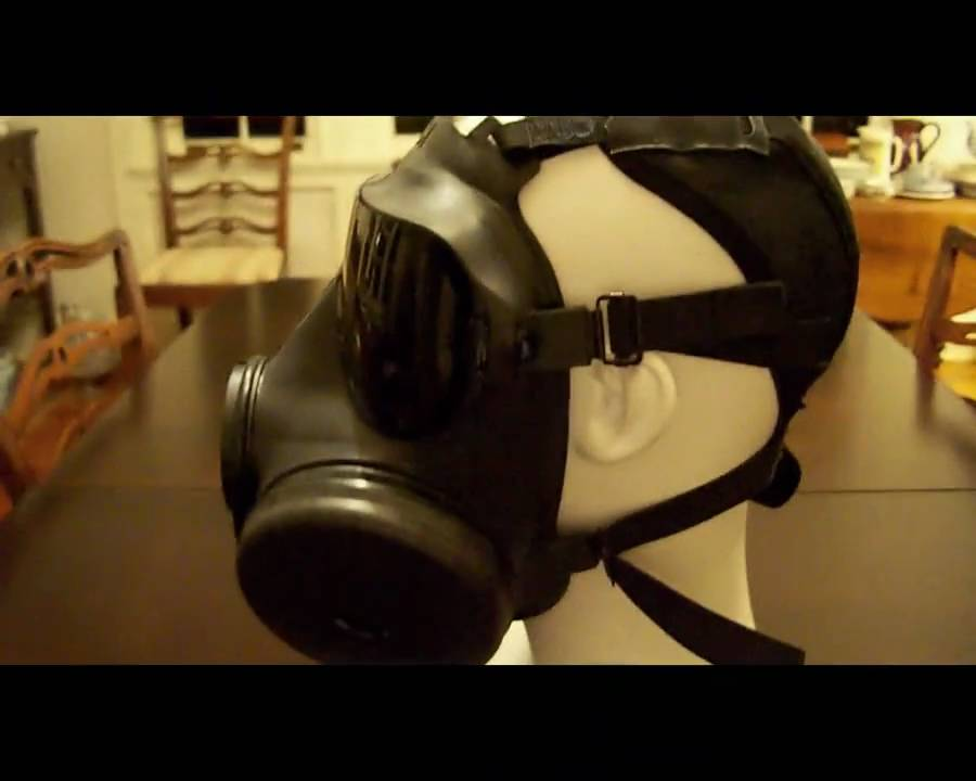 M53 Gas Mask submited images.