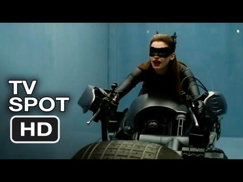 The Dark Knight Rises TV Spot #9 (2012) Batman Movie HD