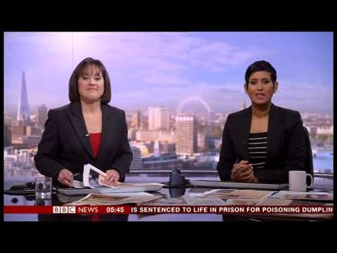BBC World News 'The World Today' 20 January 2014 Tribute to Komla Dumor (Part 2)