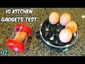 10 Kitchen Gadgets put to the Test part 17