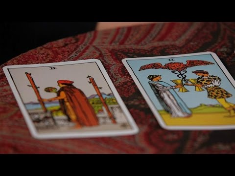 How to Read the Twos | Tarot Cards