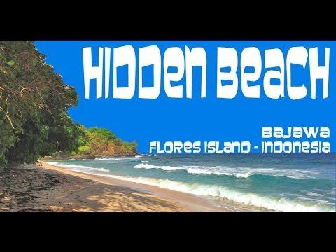 La plage secrète de Bena près de Bajawa - Itinéraire Voyage à Flores en Indonésie