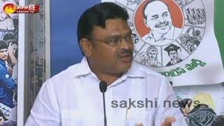 Ambati Rambabu Slams BJP and TDP Over AP Special Status