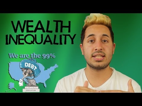 So. Wealth Inequality.
