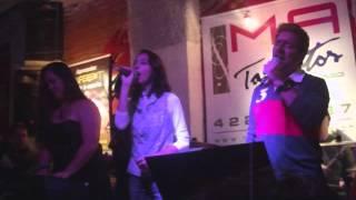 Sara Brightman & Josh Groban - There For Me (Paulinha Maldonado Cover) view on youtube.com tube online.