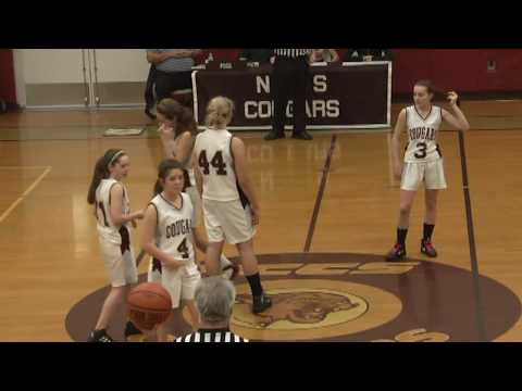 NCCS - Saranac Lake JV Girls 12-14-12