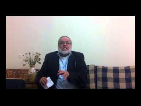 كلمة الشيخ محمد العارف دعما لحملة اغثني اخي 2