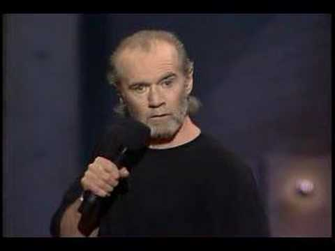 George Carlin on Soft Language