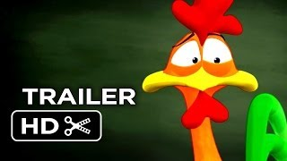 Rooster Doodle Doo Official Trailer (2014) Children's
