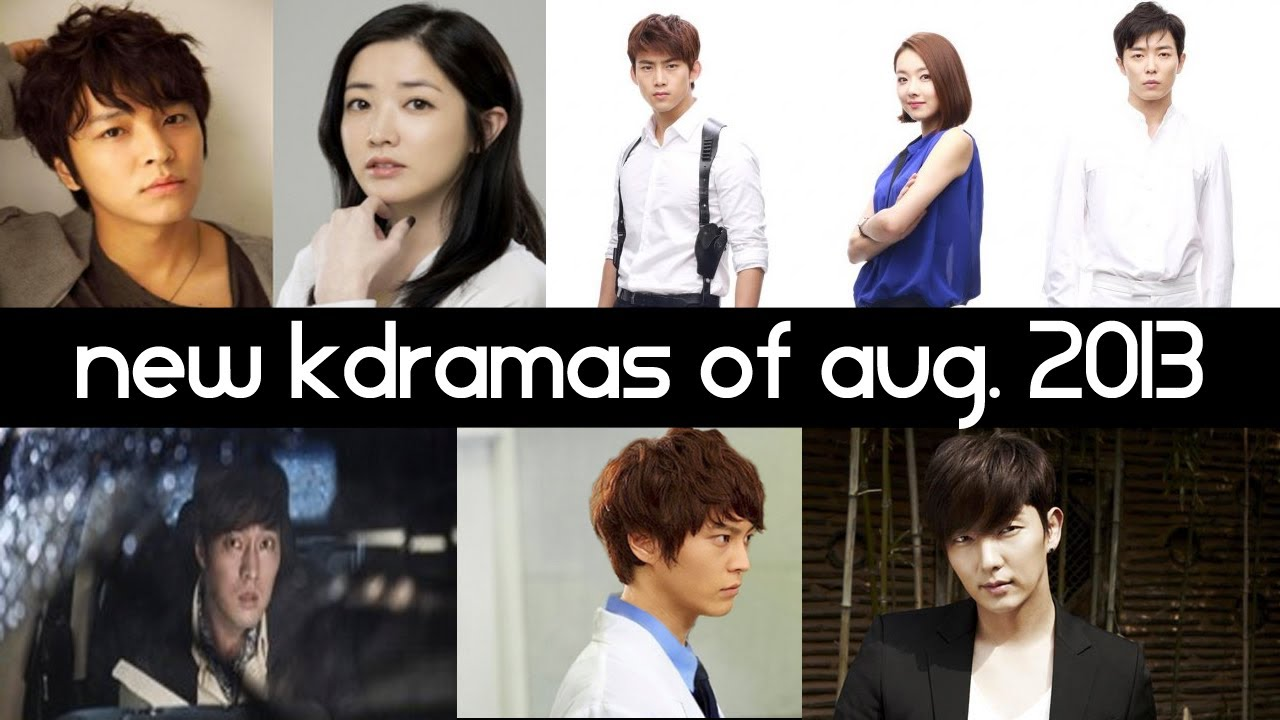 Top 5 New Korean Dramas of Aug 2013